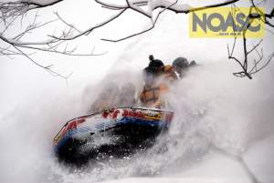 NOASC Niseko Winter Rafting