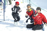 NOASC Niseko Kids Snow Adventure Program