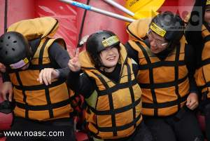 Summer Fun on the River with a Rafting Tour in Niseko