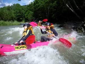Niseko Ducky Kayak Tours